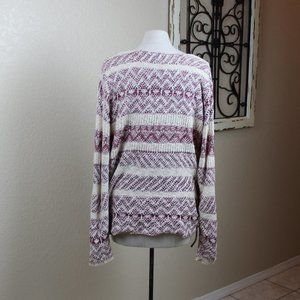 Knox Rose Sweaters - Knox Rose Sweater with side ties XL